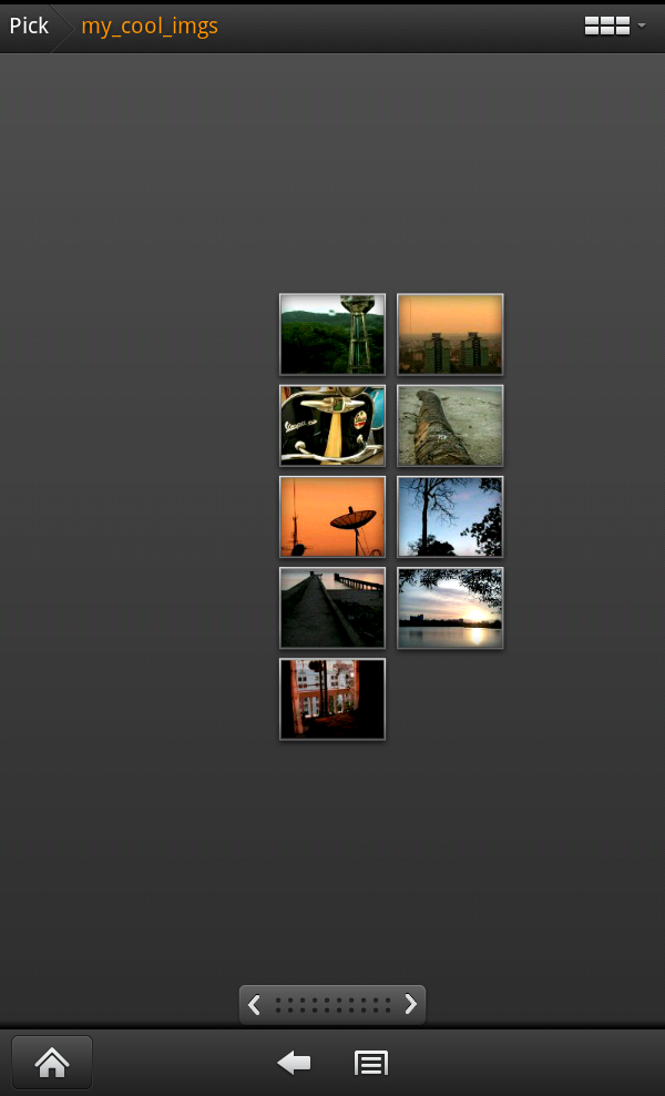the image and adjust image area that will be displayed as wallpaper 600x988