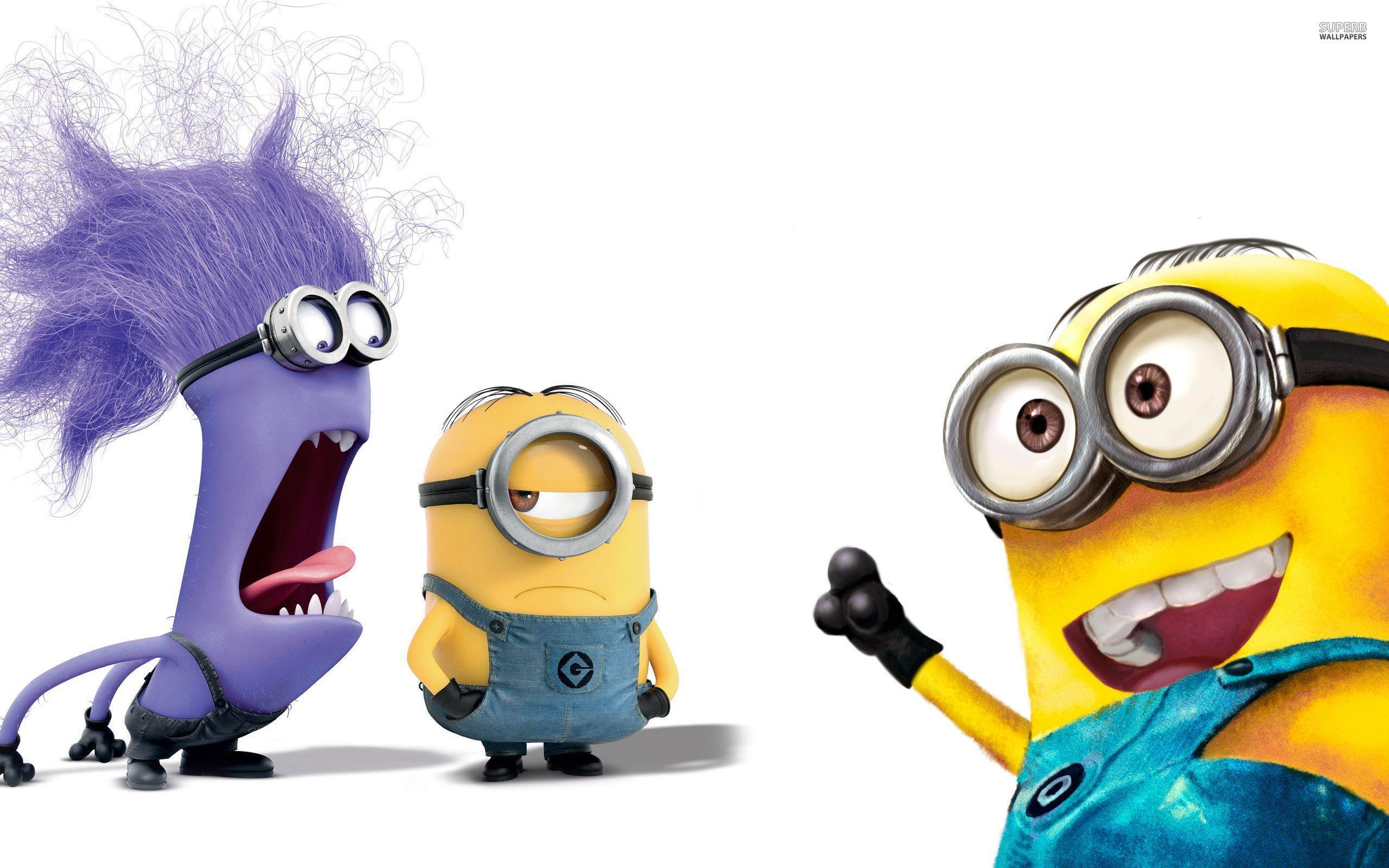 Despicable Me Minion Wallpapers 2560x1600