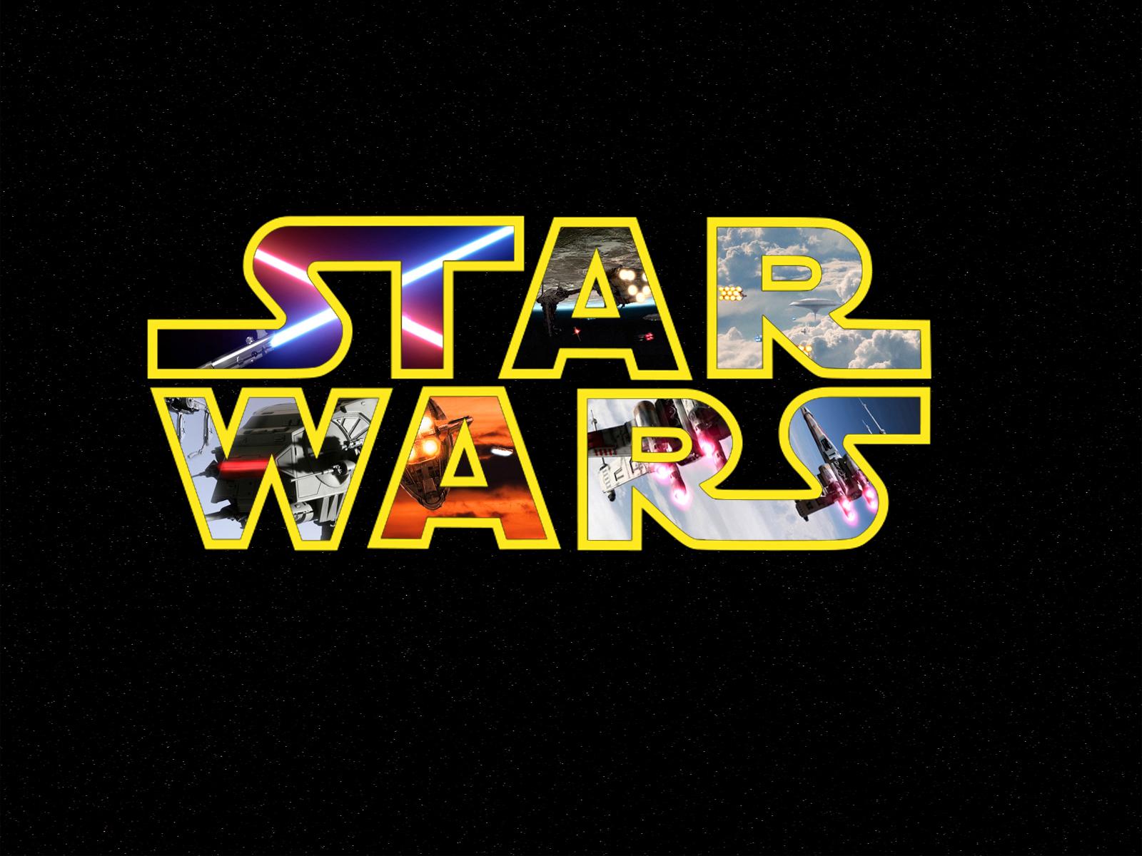 Star Wars Logo Wallpapers 2 1600x1200