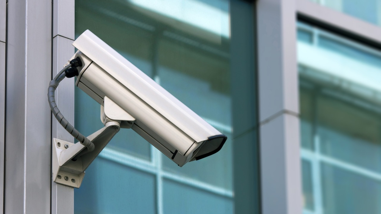Wallpaper cctv camera security hd picture image 1280x720