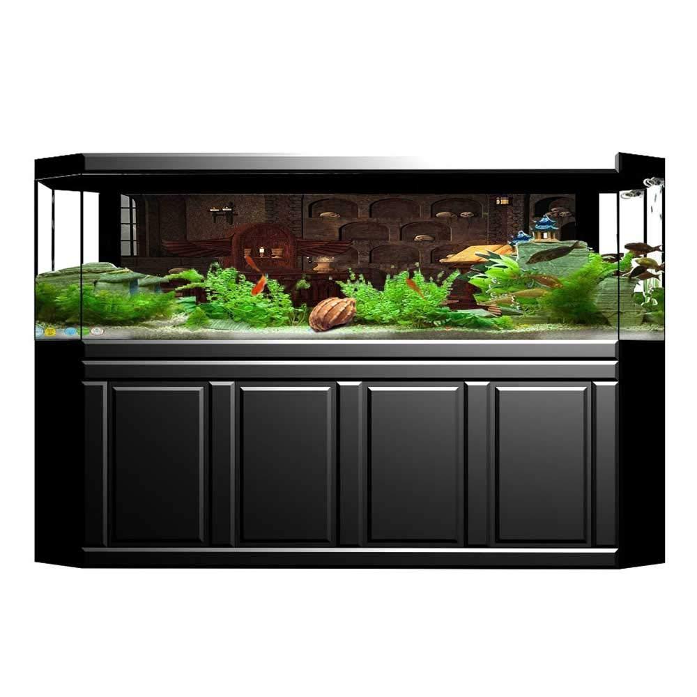 Amazoncom UHOO2018 Fish Tank Background Party Decorations Wild 1000x1000