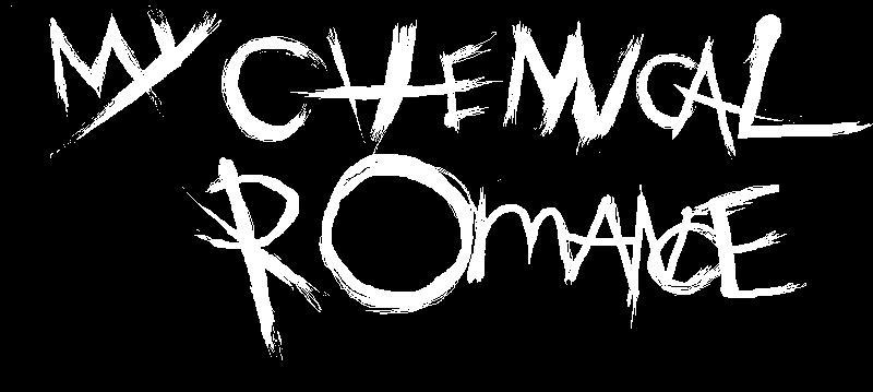 My Chemical Romance Logo by glamourshot 800x359