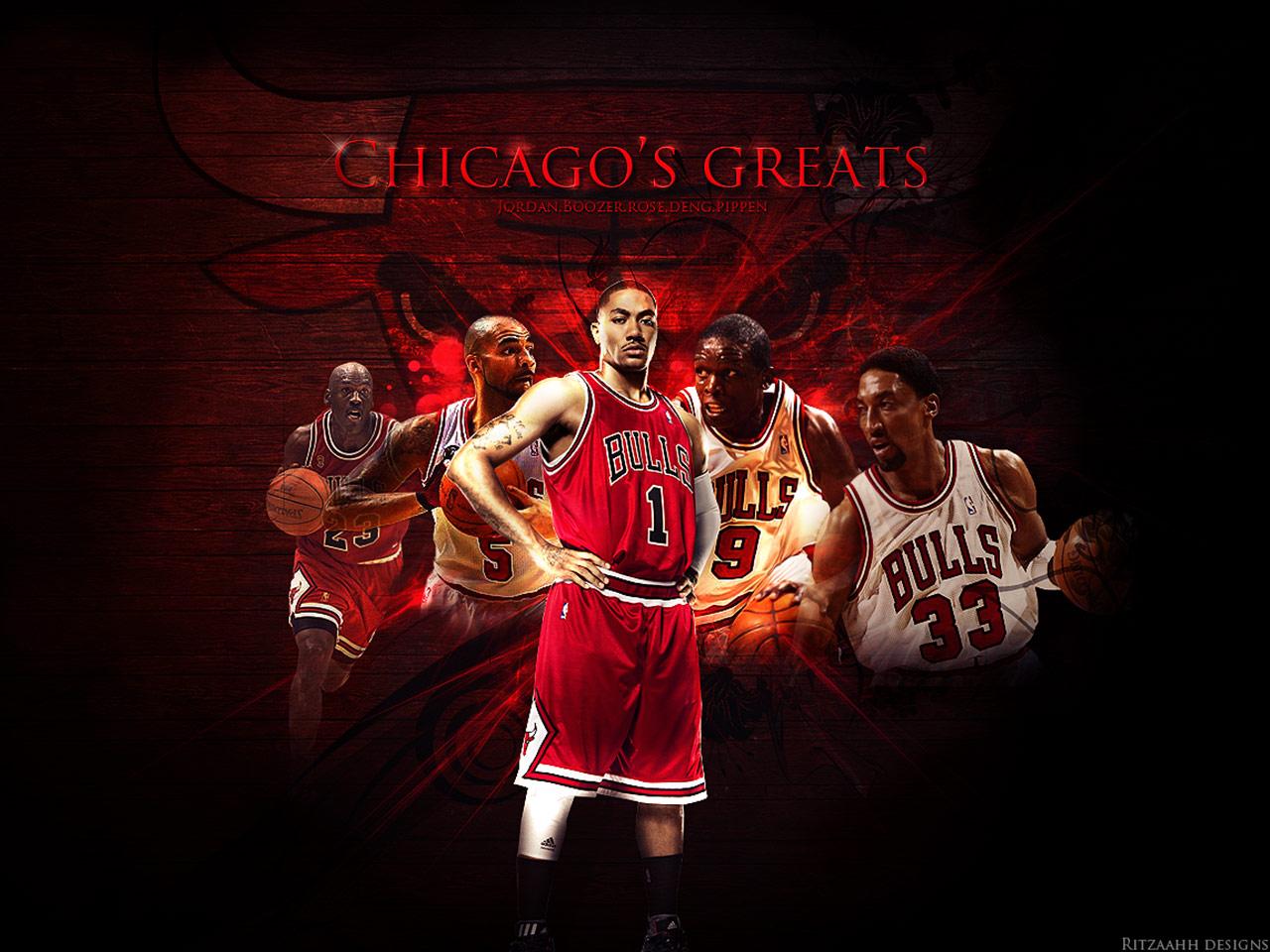 Chicago Bulls 1280x960