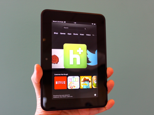 How To Put Photos On The Main Screen Of The Kindle Fire Hd 620x465