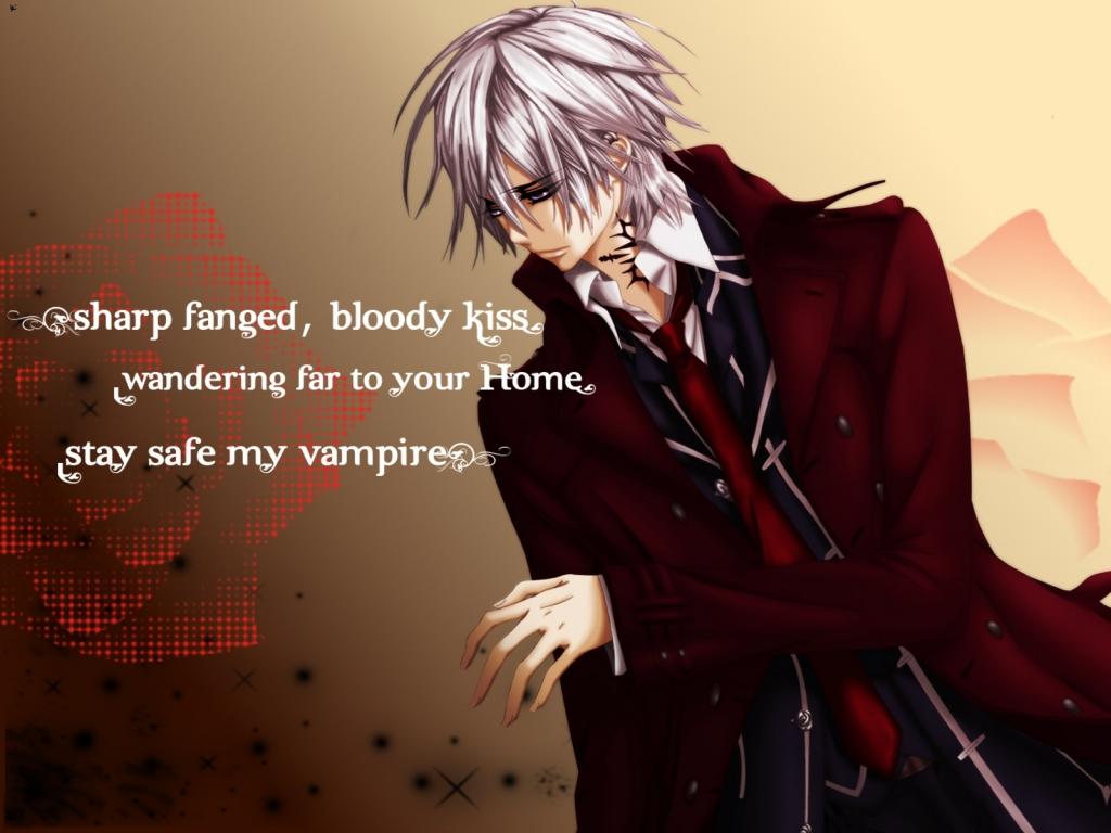 75 anime vampire wallpaper on wallpapersafari - Wallpaper vampire anime ...