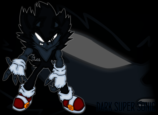 Super Sonic Crashes Your Screen [VIP] (Wallpaper) by RachelTheZoneCop ...