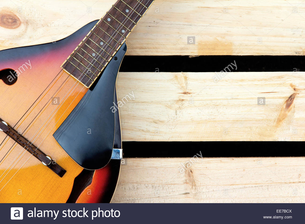 close up of vintage mandolin background Stock Photo 77609306   Alamy 1300x956