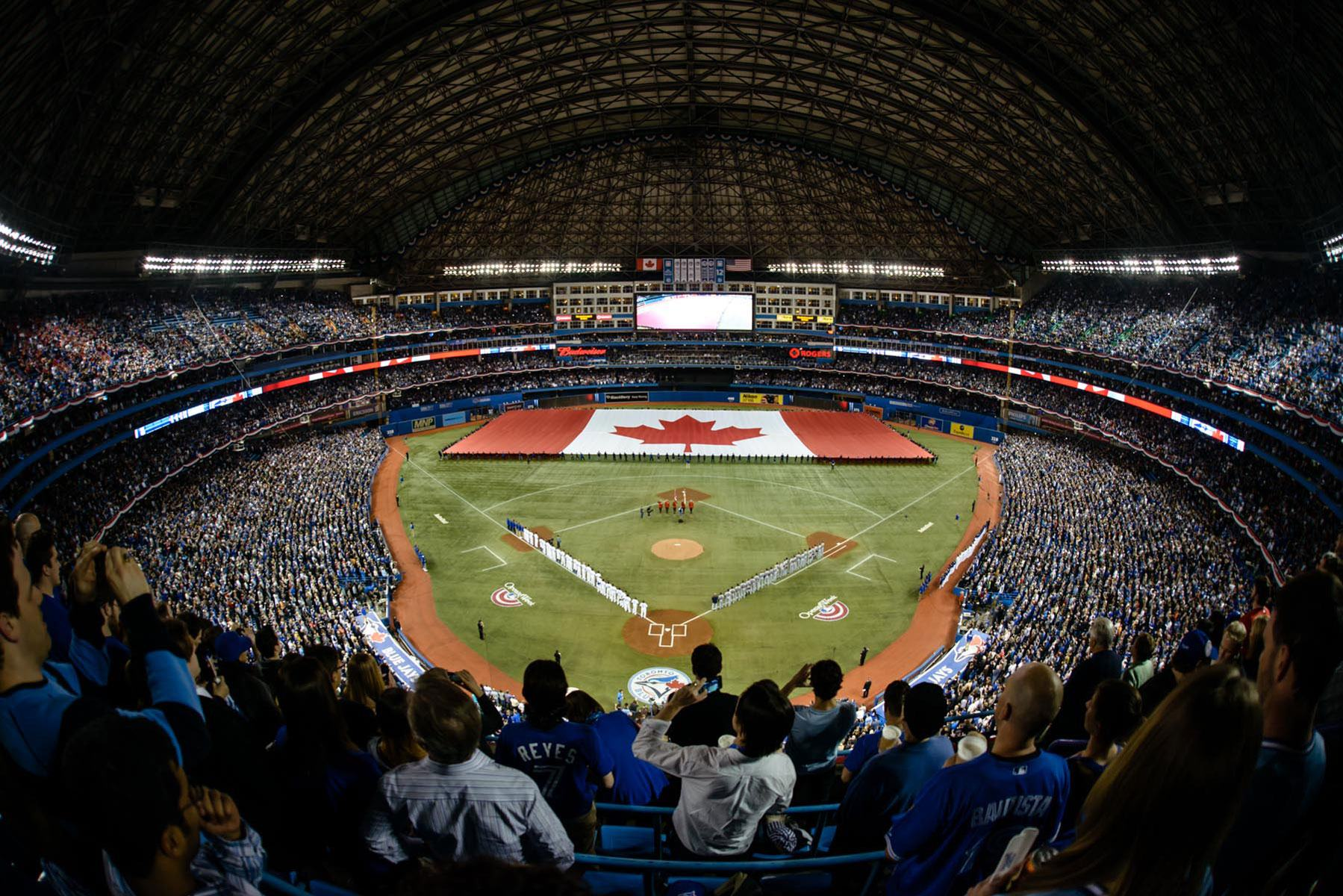 TORONTO BLUE JAYS mlb baseball 18 wallpaper background 1799x1200