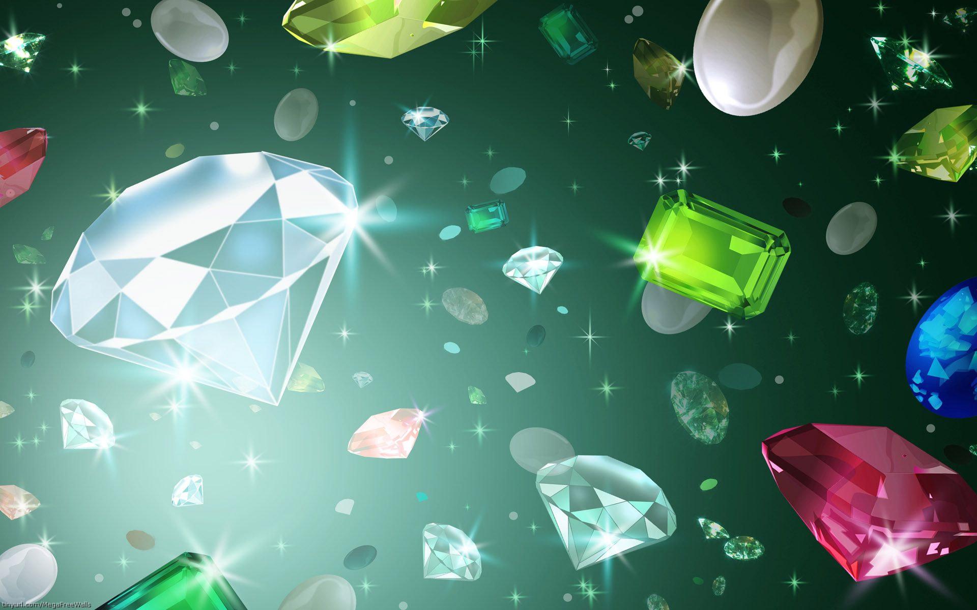 Crystal Diamond Wallpaper 1920x1200
