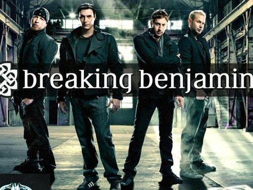 Breaking Benjamin wallpapers to your cell phone   benjamin breaking 510x383