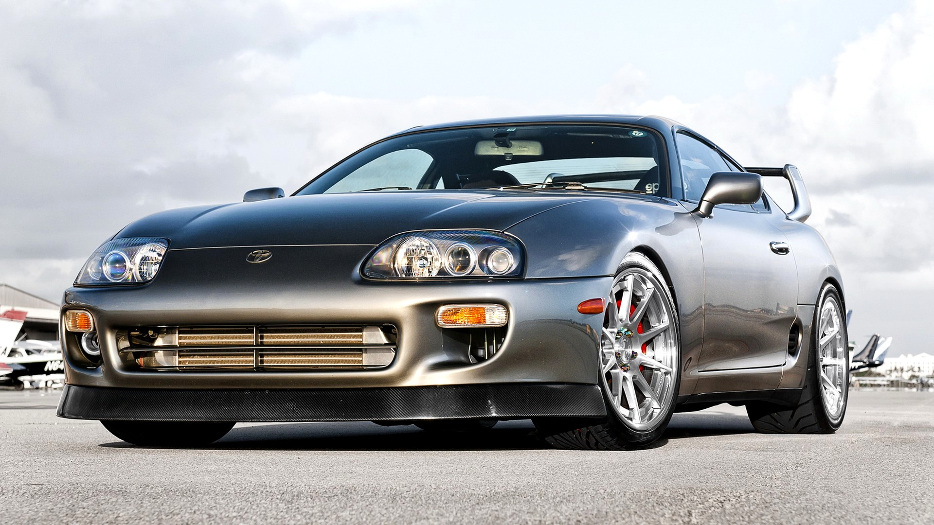 Toyota Supra Wallpapers HD Download 1920x1080