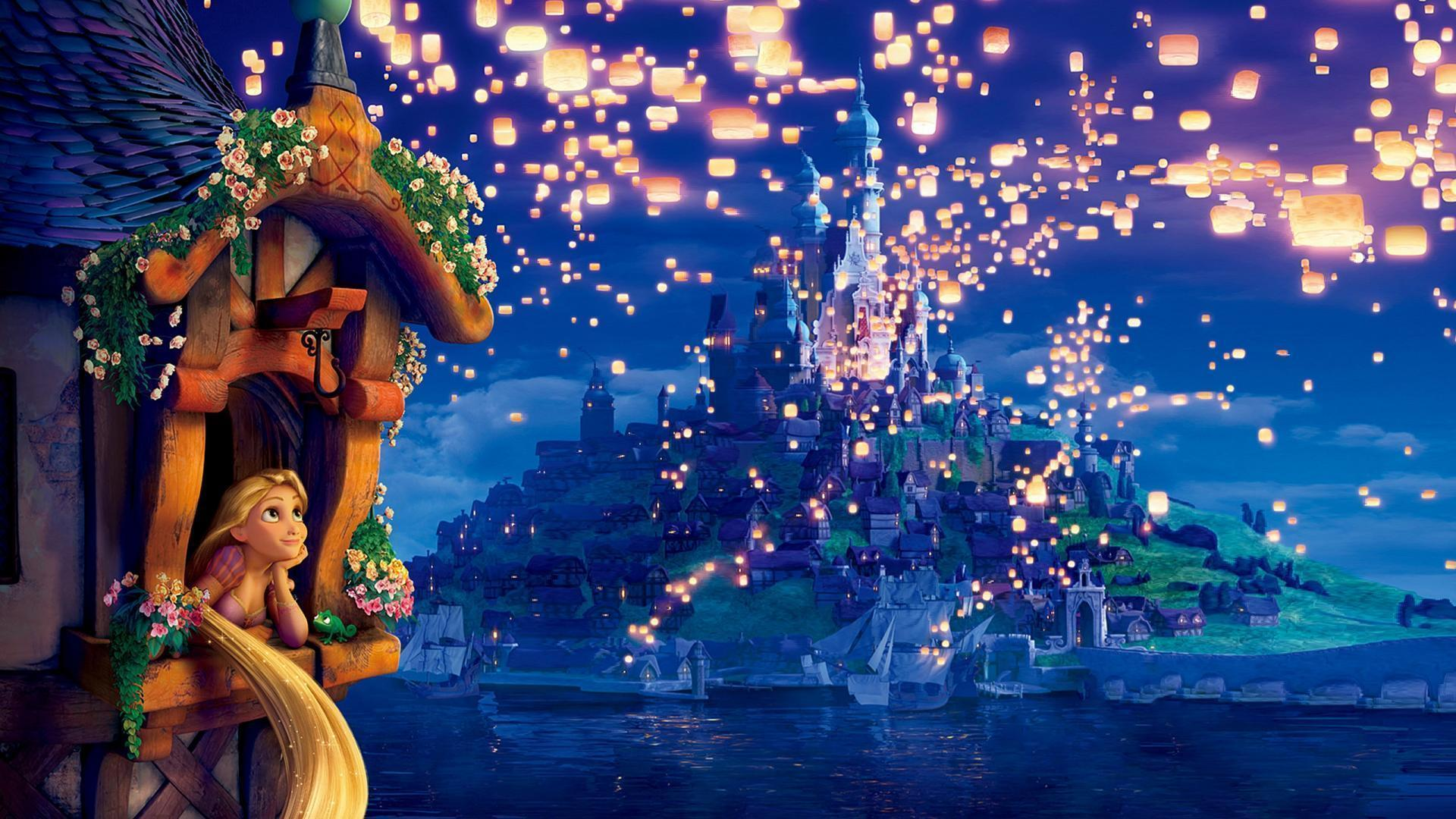 Tangled The Series Backgrounds posted by Ethan Simpson 1920x1080