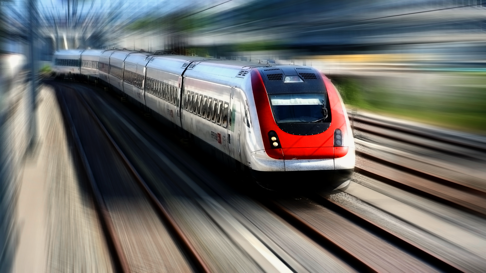 High Speed Bullet Train HD Wallpapers 11   Page 3 of 3 1600x900