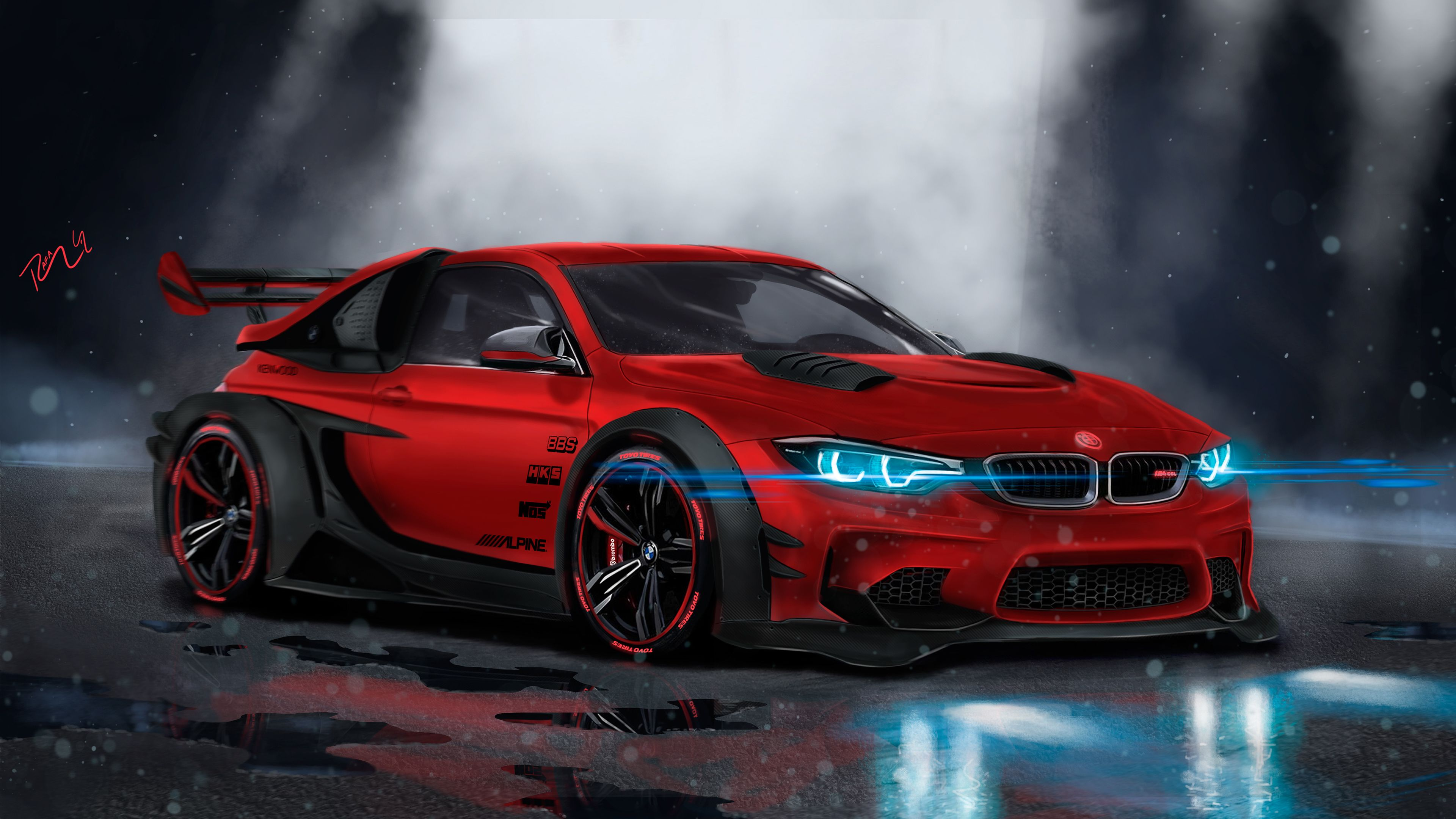 4K Car Wallpapers   Top 4K Car Backgrounds   WallpaperAccess 3840x2160