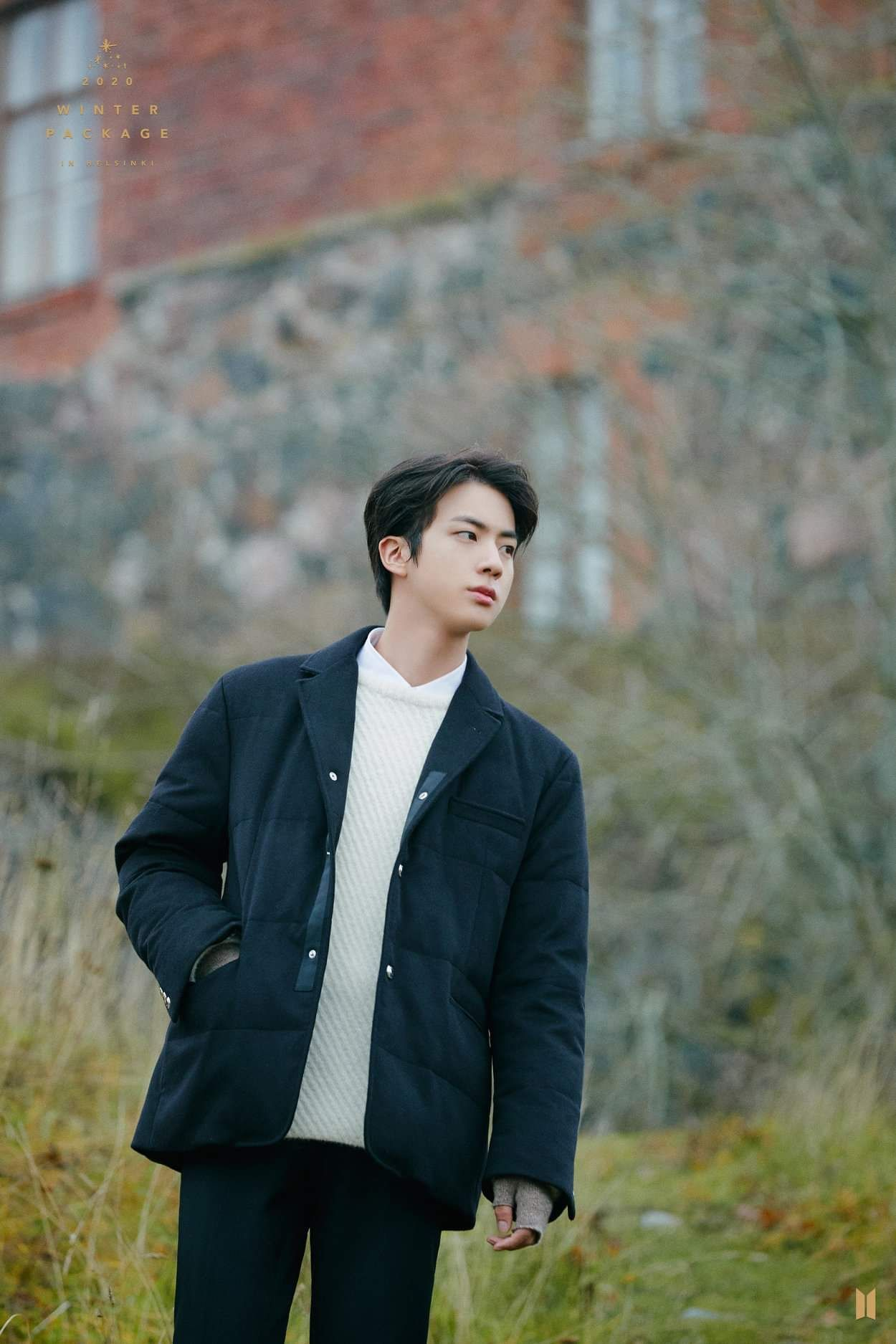 bts 2020 winter package in 2020 Bts jin Seokjin Worldwide handsome 1250x1875