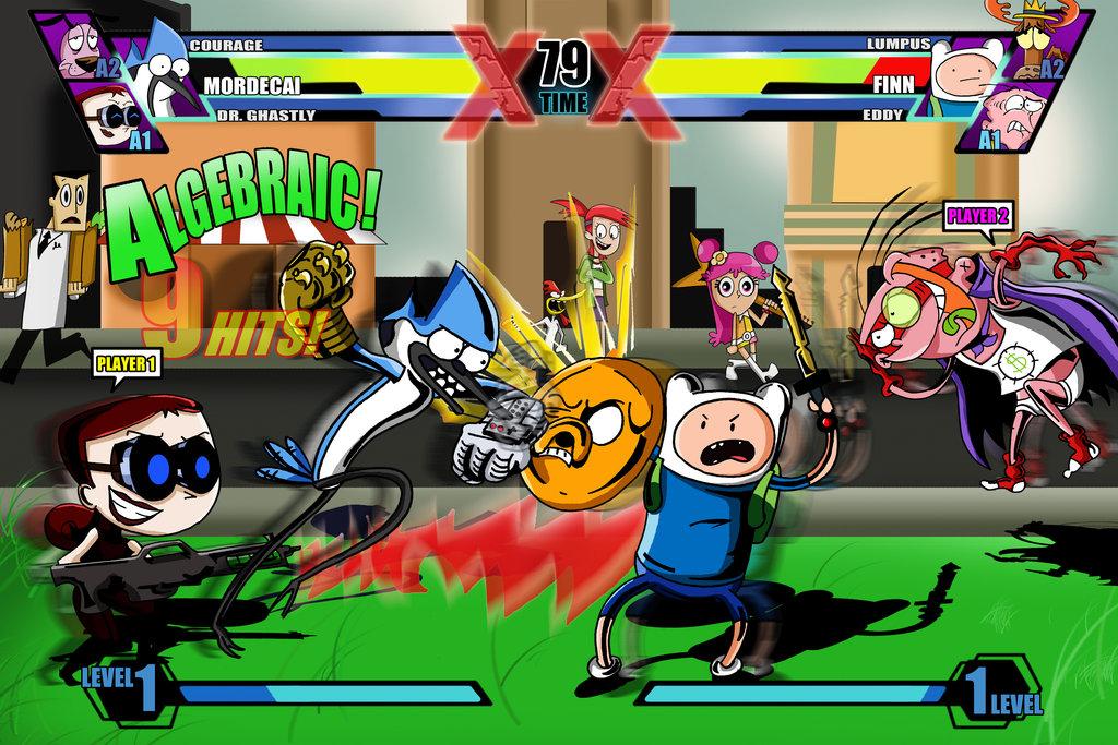 Cartoon Network Games 11 Background Wallpaper   Hivewallpapercom 1024x683