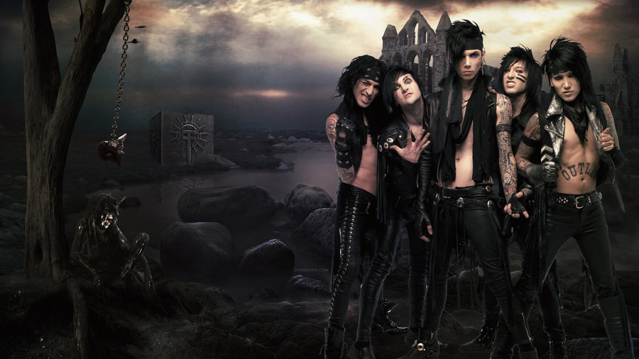 Free Download National Black Veil Brides Day By Etherious