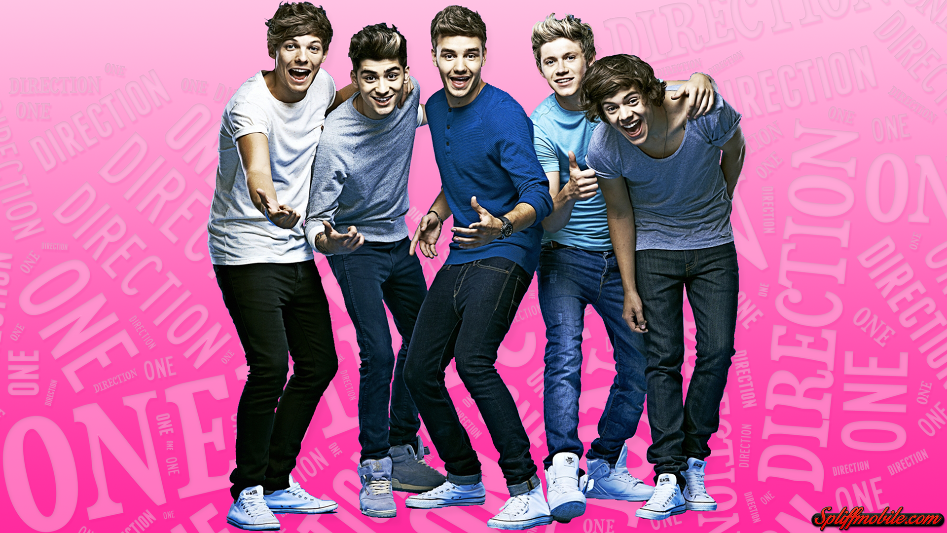 HD One Direction Wallpaper 1920x1080