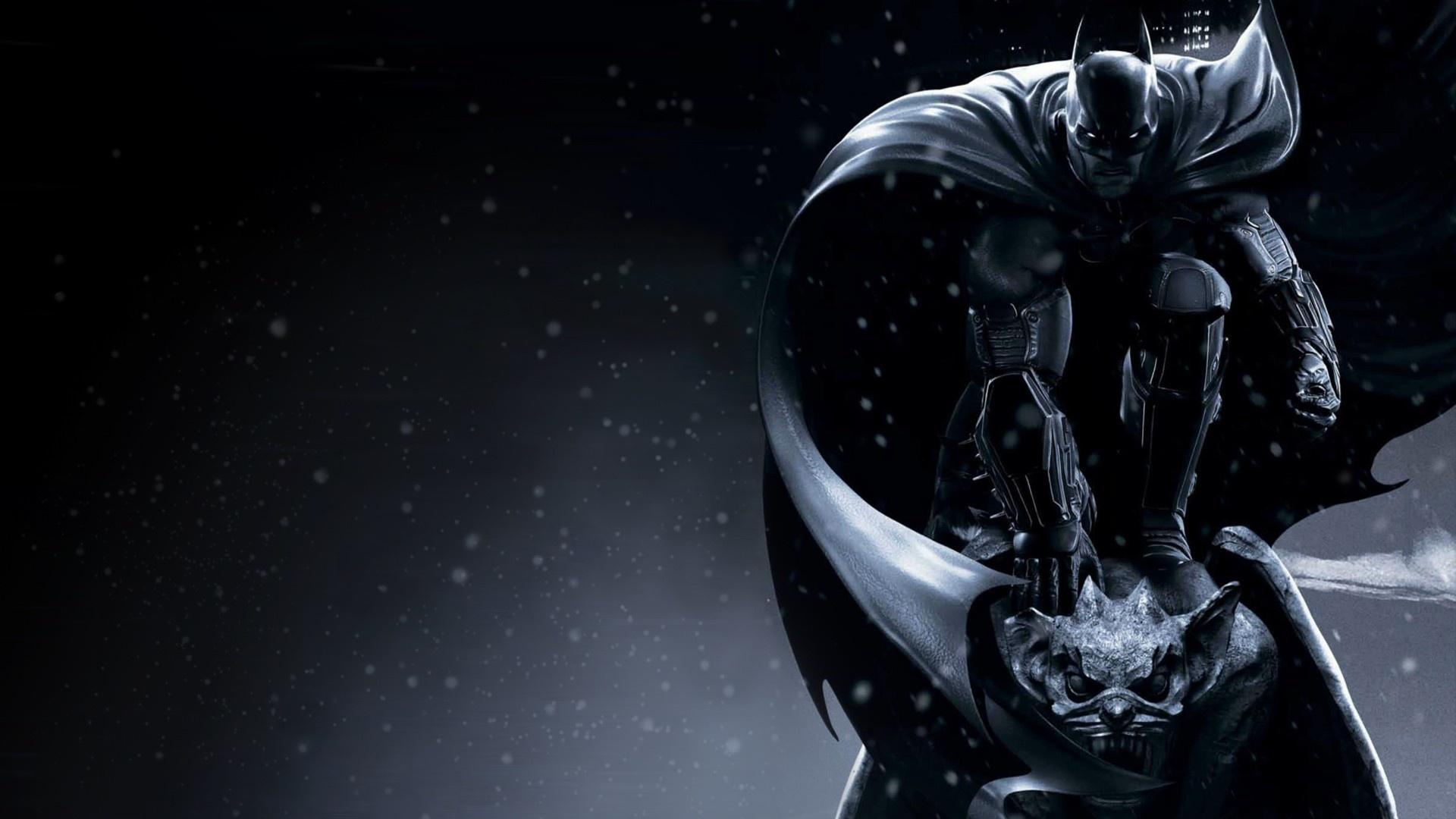 Hd wallpaper batman - Batman Arkham Origins Desktop Wallpaper Wallpaperpixel