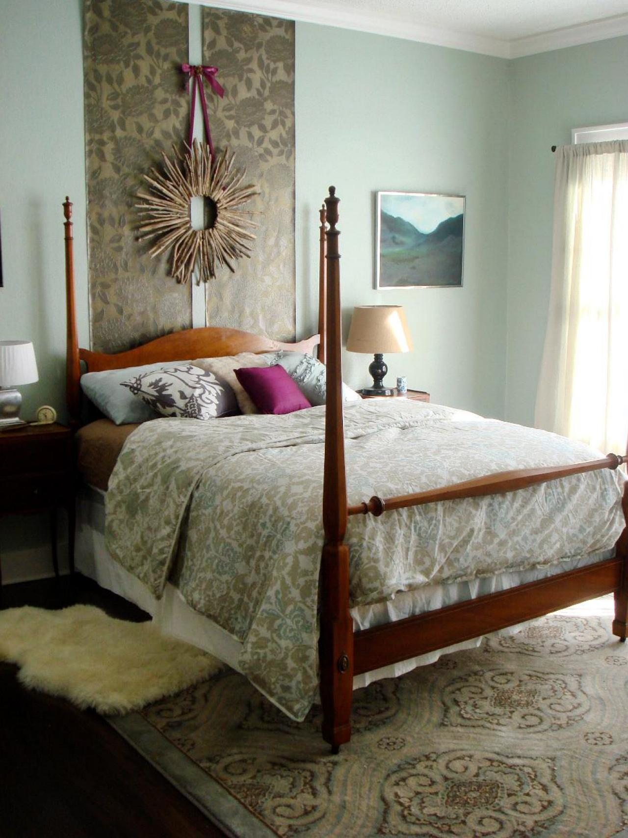 17 Budget Headboards Bedrooms Bedroom Decorating Ideas HGTV 1280x1707