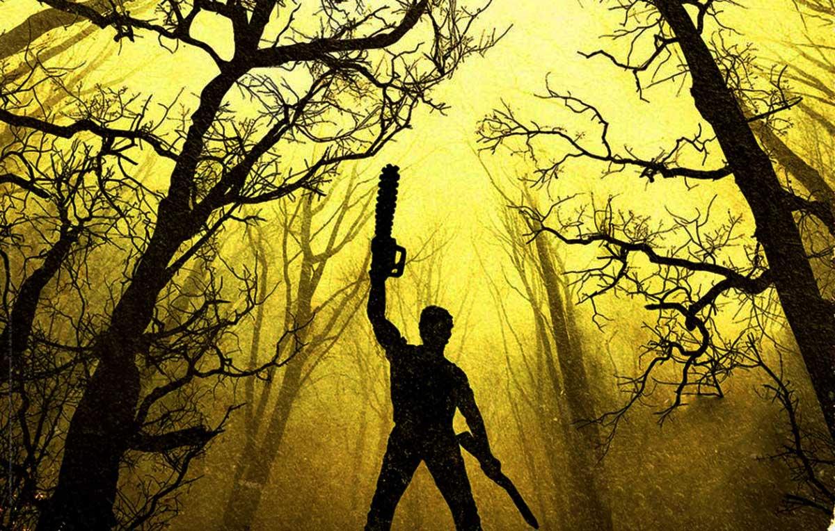 Free Download Ash Vs Evil Dead Bruce Campbell Pi Groovy Che Mai