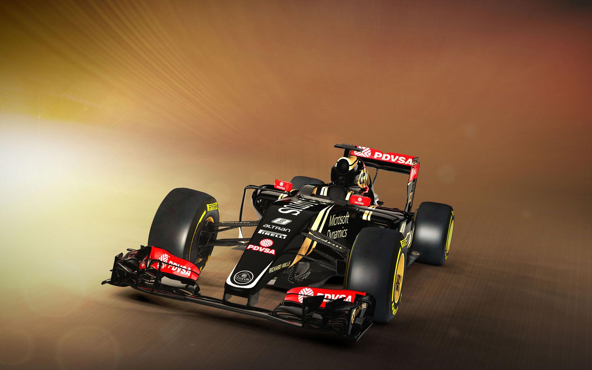 2015 Lotus E23 Formula 1 Wallpapers HD Wallpapers 1920x1200