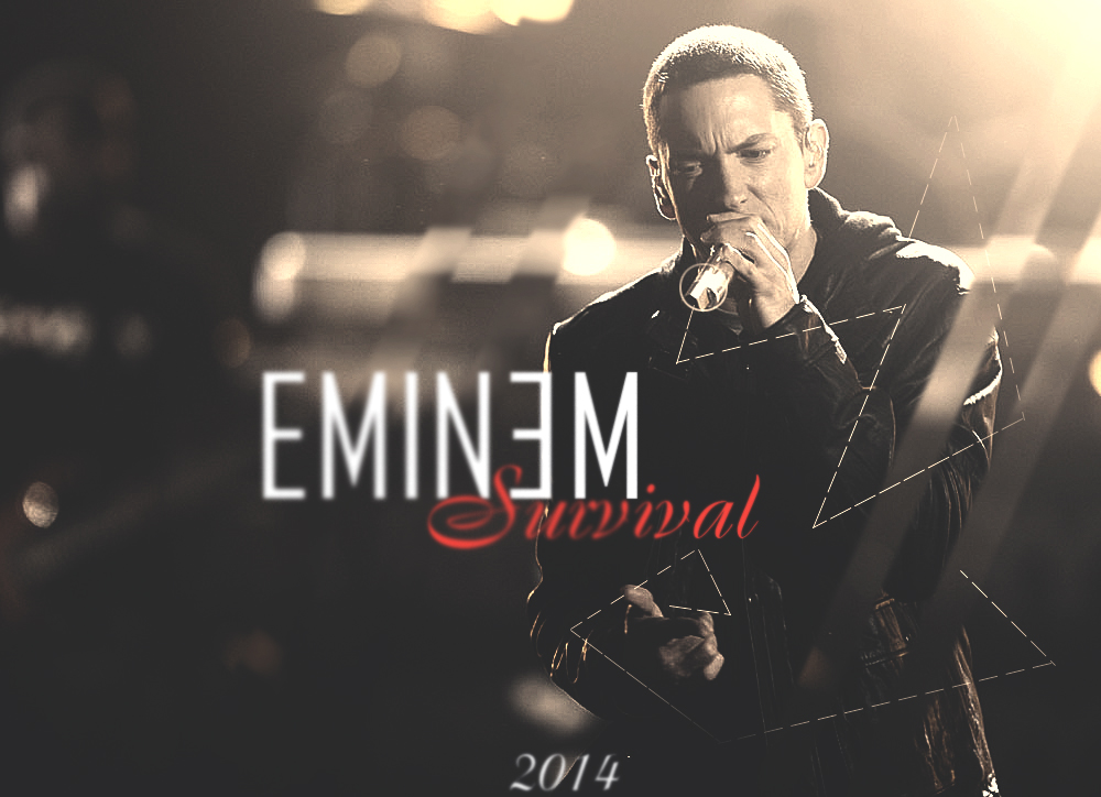 Eminem Survival Wallpaper HD by TheRealRapGod 1000x724