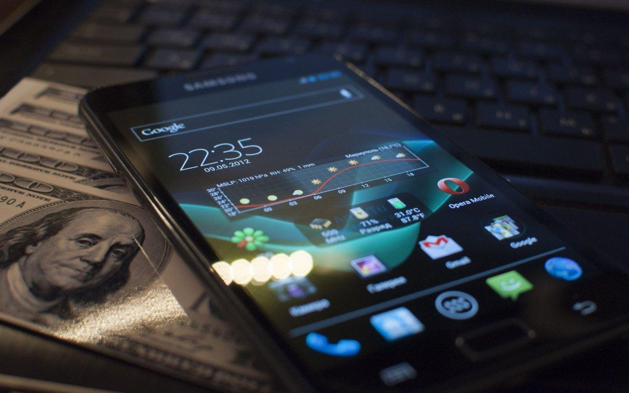 Samsung Galaxy Note HD Wallpaper 1280x800