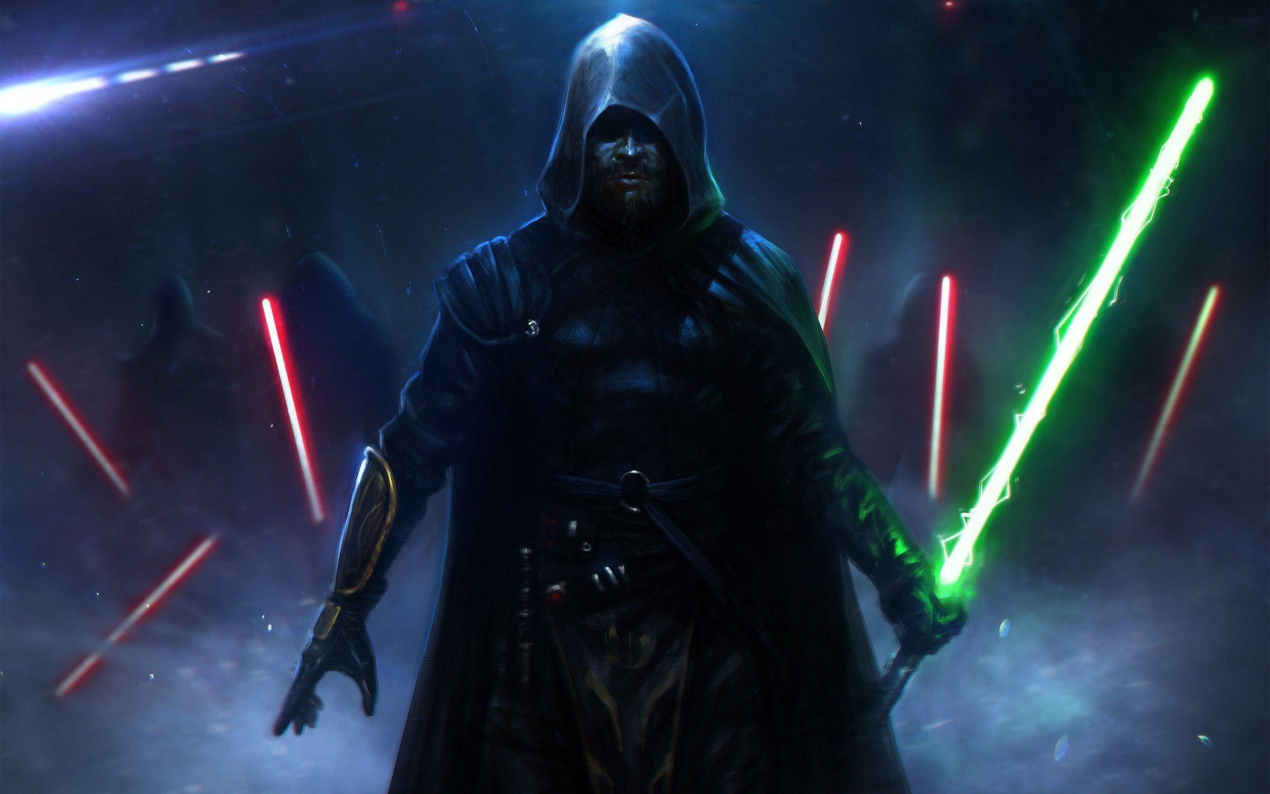 Ultra HD Jedi Wallpapers   Top Ultra HD Jedi Backgrounds 2560x1600