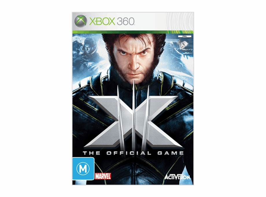 X Men Official Game Ps2   xmen png PNG Images Backgrounds 920x681