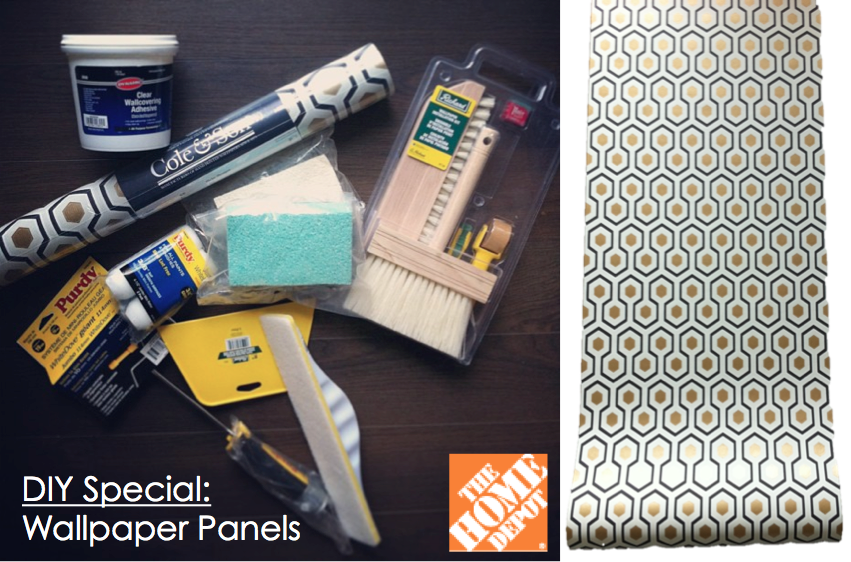 Design Maze Project Rental DIY Wallpaper Panel 851x562