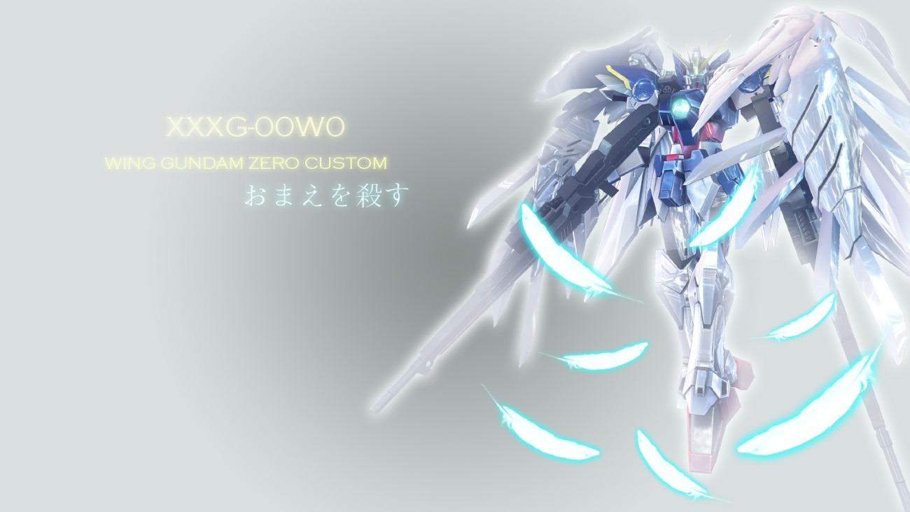 Mobile Suit Gundam Wing Hd Wallpaper photos of Gundam Wallpaper HD on 1300x731