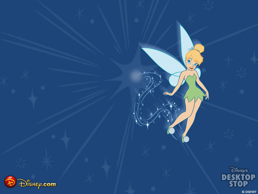 Tinkerbell Wallpaper   Tinkerbell Wallpaper 2428876 1024x768