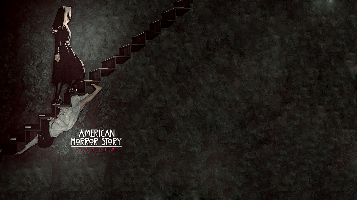 american horror story asylum wallpaper - wallpapersafari