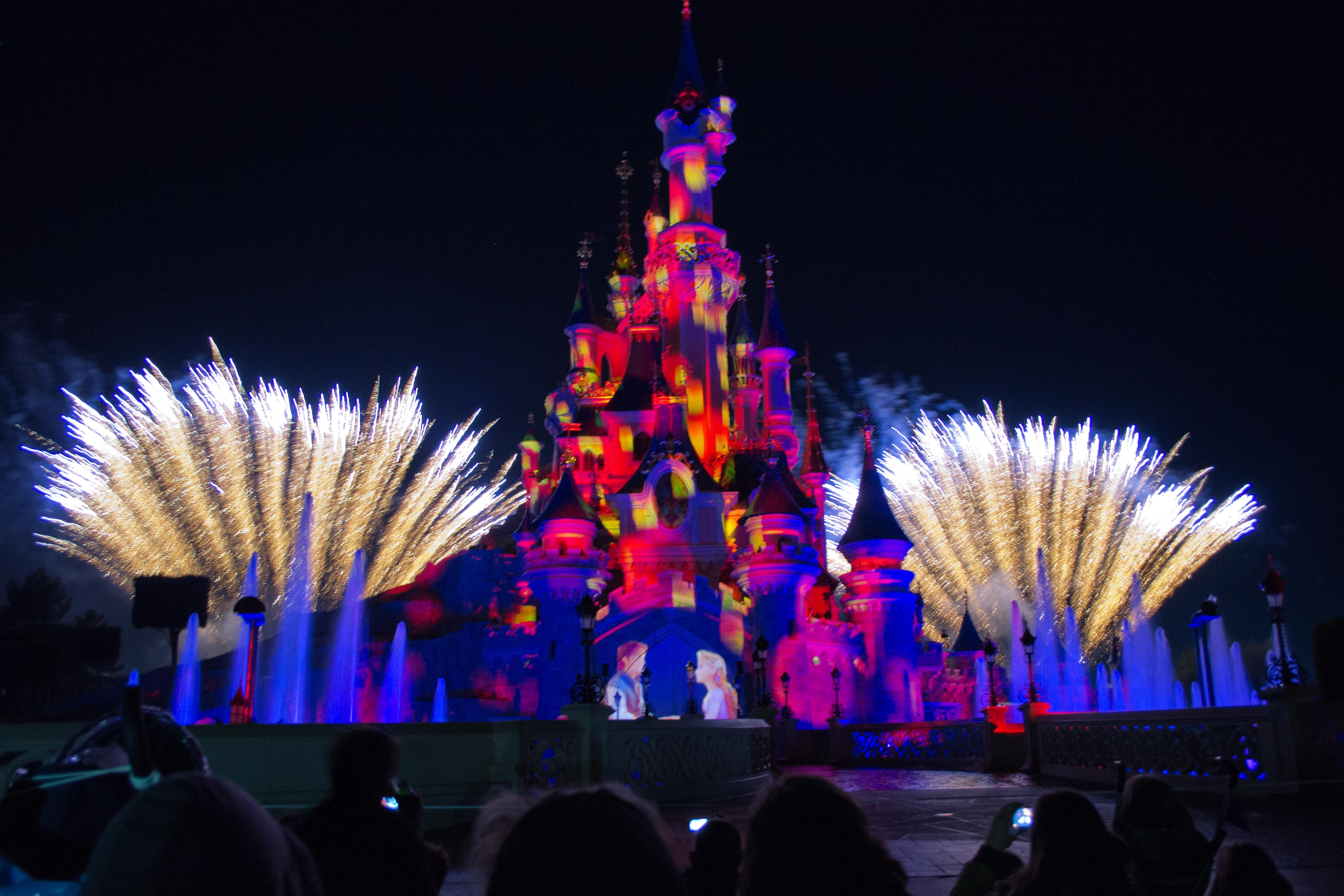 Disneyland Fireworks Wallpaper wallpaper wallpaper hd background 4608x3072