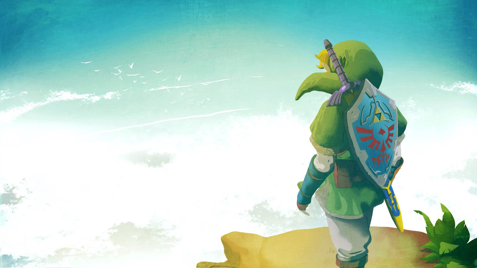 List Nation Wallpapers 31 Legend of Zelda Wallpapers 1600x900