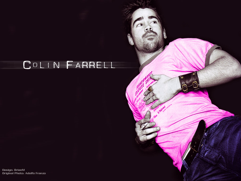 Colin farrell Wallpaper colin farrell 6jpg 1024x768