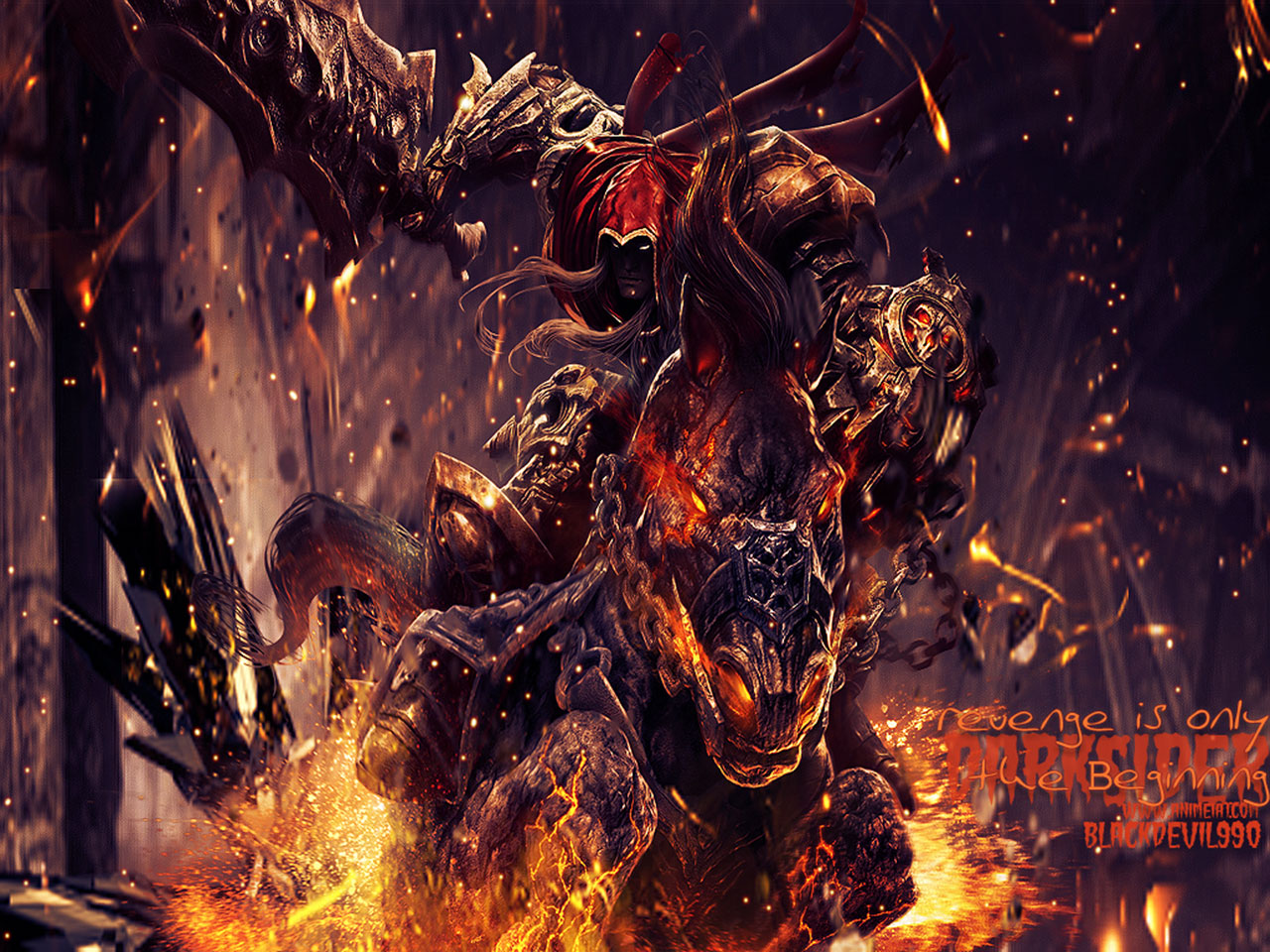 Games Wallpapers   Darksiders 1280x960 wallpaper 1280x960