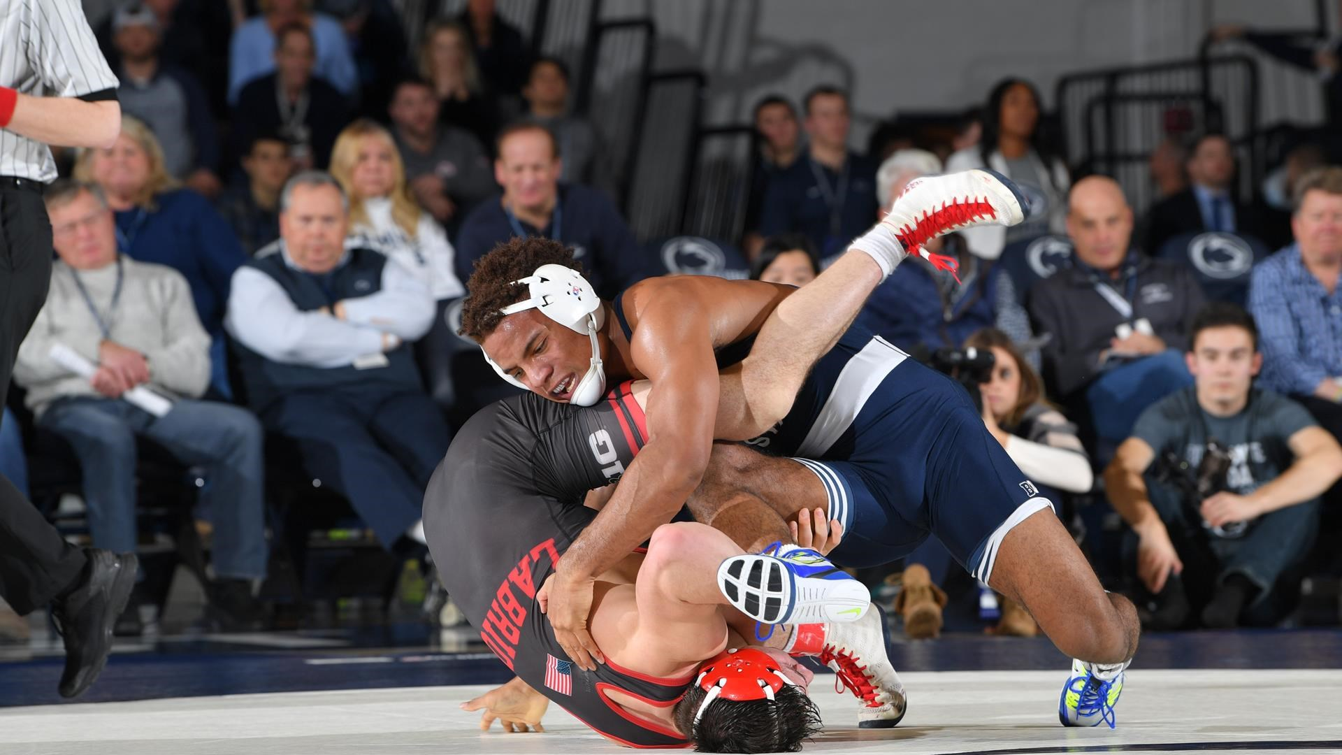 Mark Hall   Wrestling   Penn State University Athletics 1920x1080