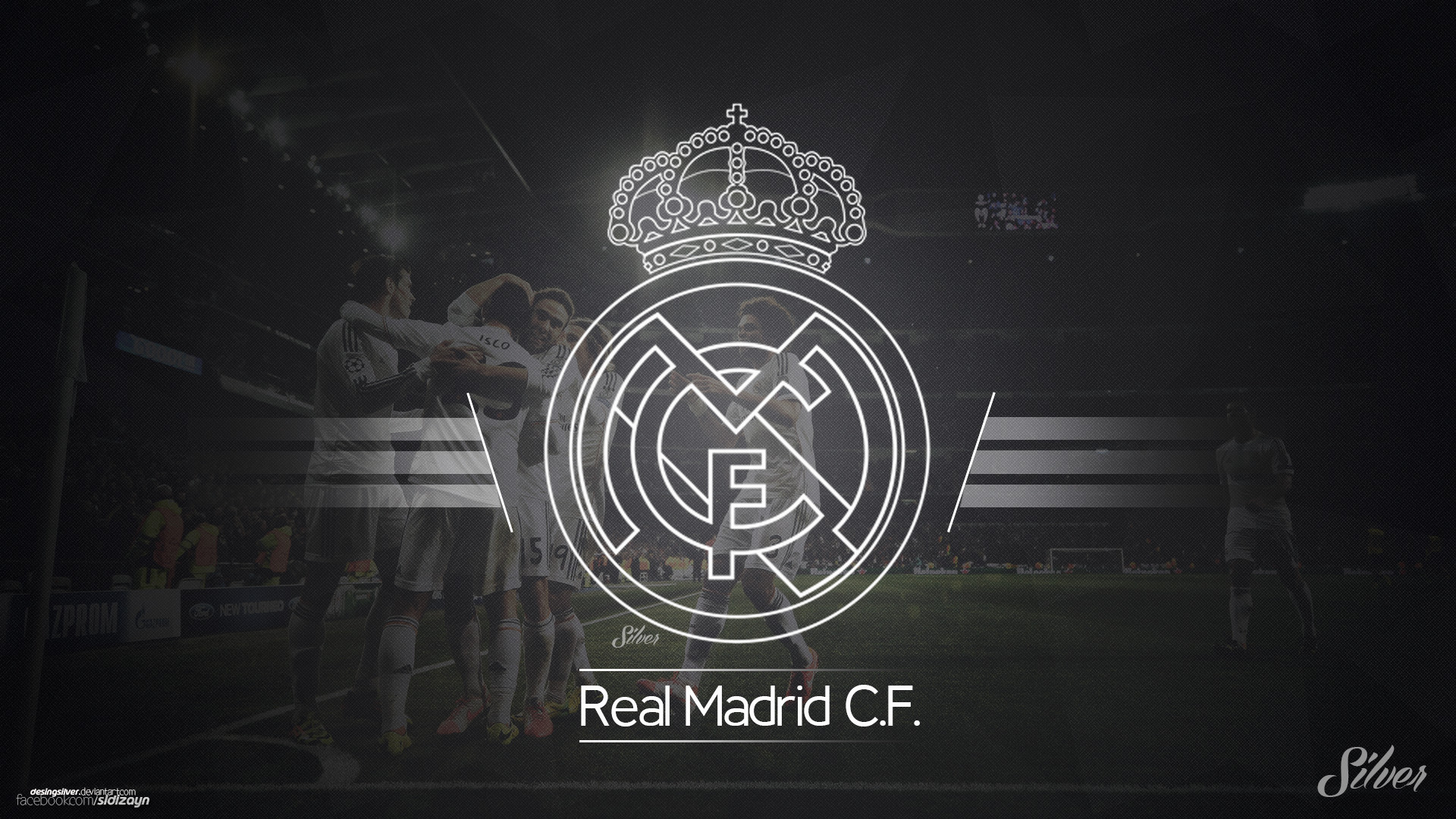 Real Madrid Logo Wallpaper 66 images 1920x1080