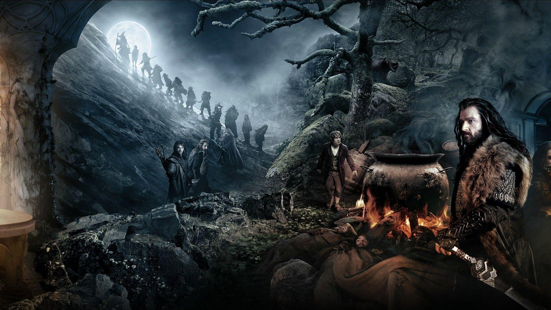 The Hobbit Wallpapers 1920x1080