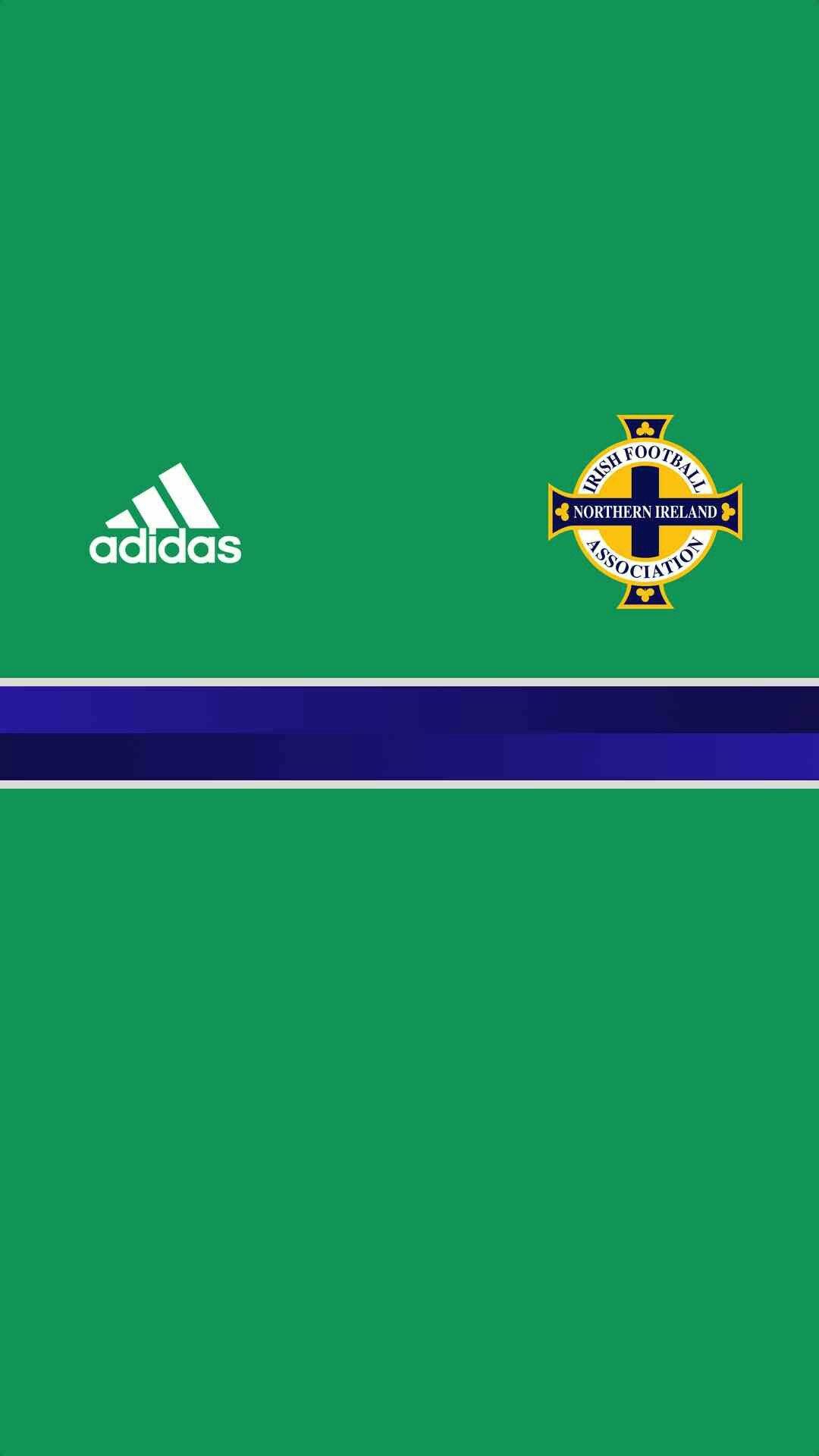 Northern Ireland wallpaper Soccer jersey Football wallpaper 1080x1920