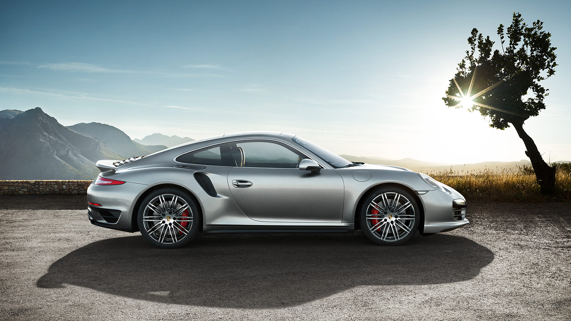 2014 Porsche 911 Turbo Car Wallpaper   HD 1920x1080
