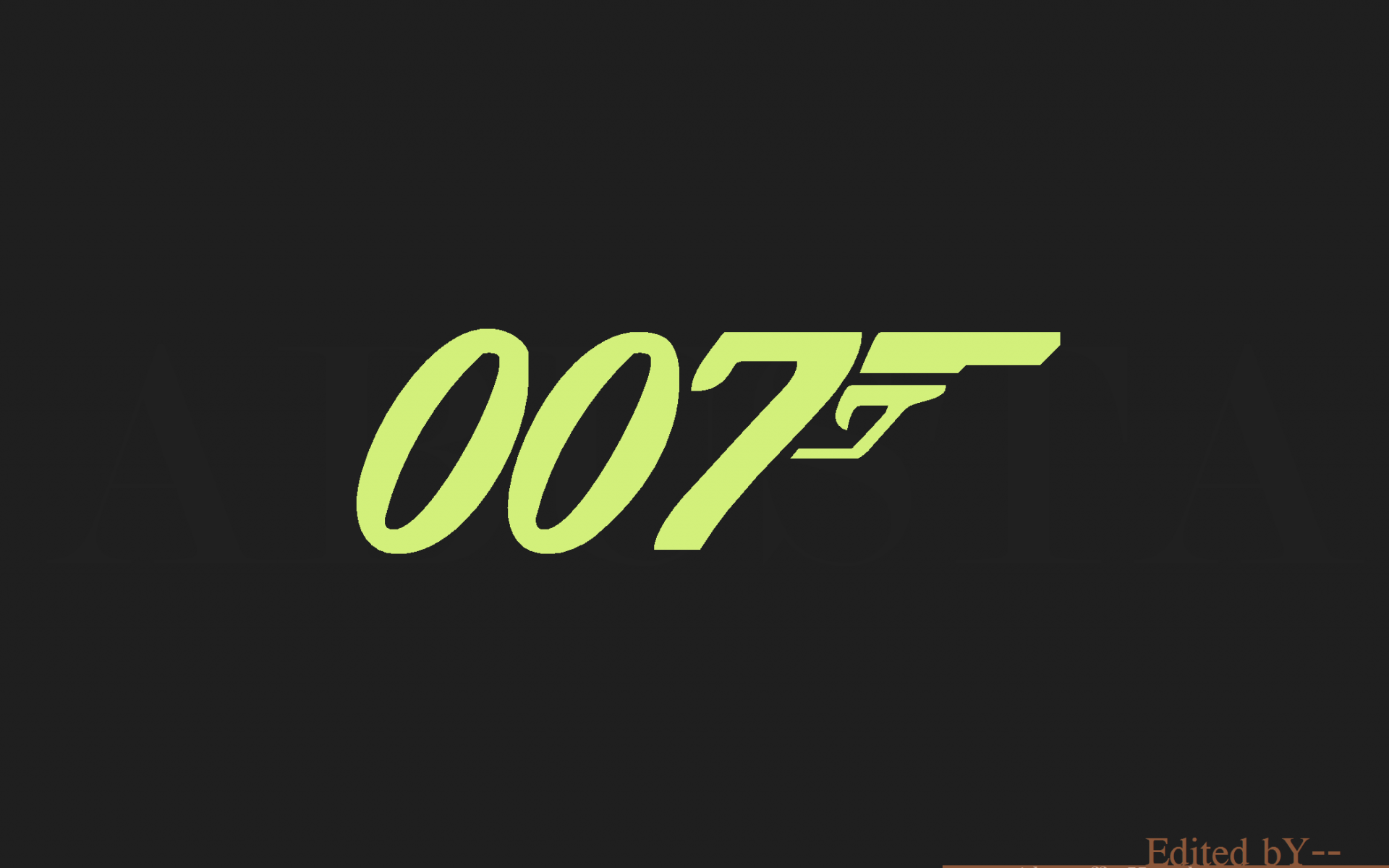 007 Wallpapers 1920x1200