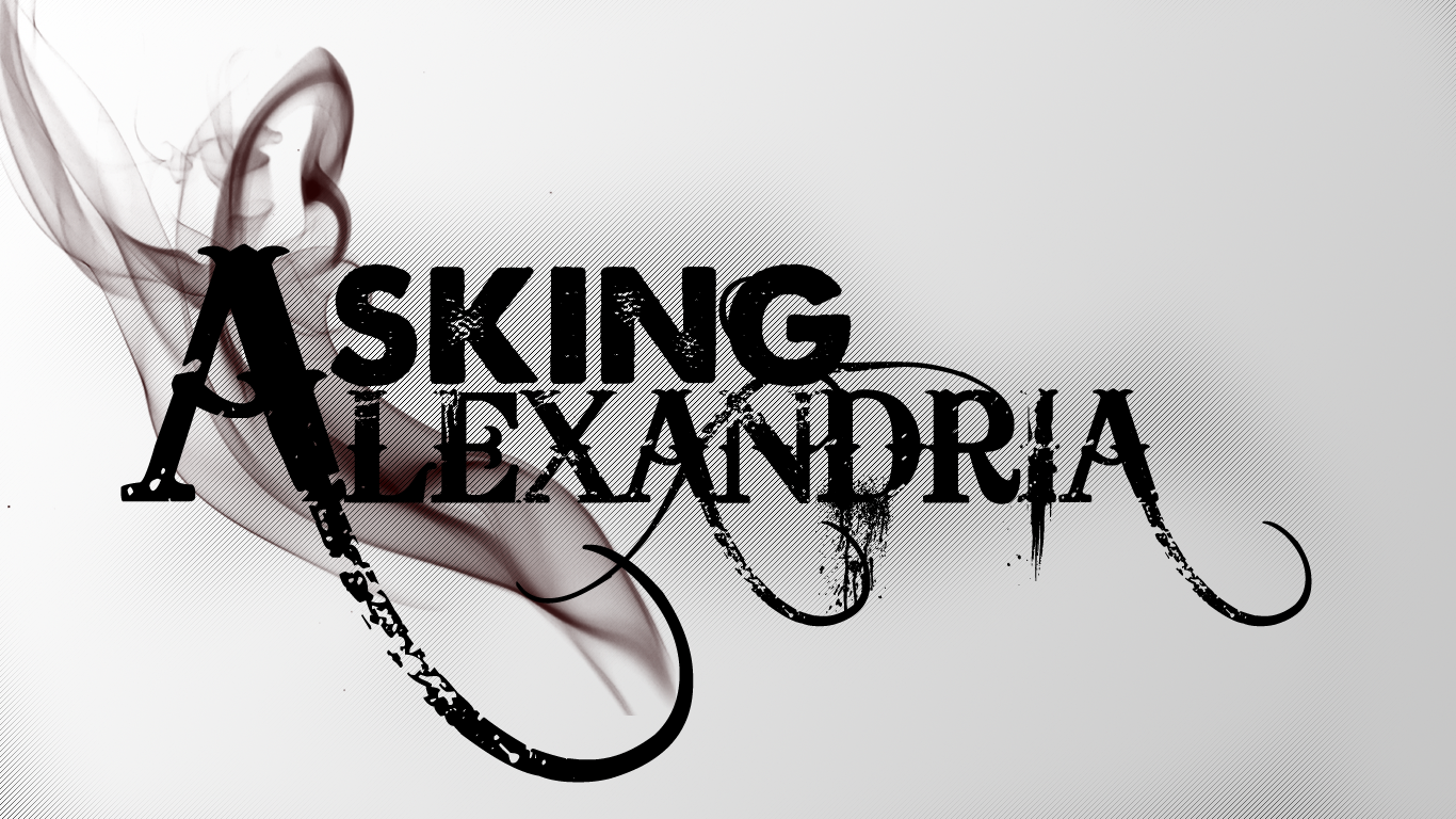 Asking Alexandria By Joshgun On Deviantart 1196666 Wallpaper Full HD 1366x768