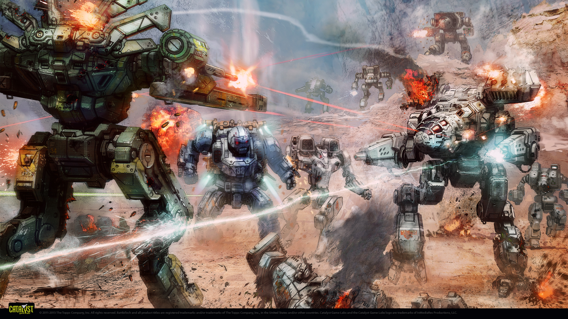 Mechwarrior Online now has Unseen mechs in it How soon until we get a 1920x1080