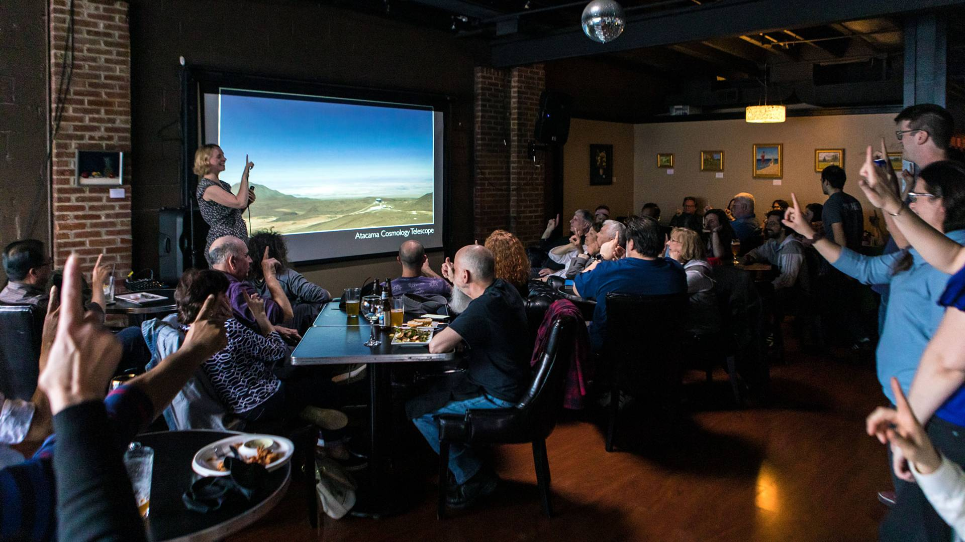 Astronomy on Tap brings astrophysicists and the community together 1920x1080