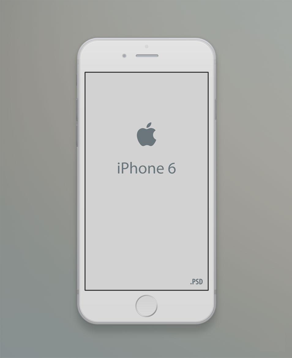 954x1171px iPhone 6 Wallpaper Template PSD - WallpaperSafari