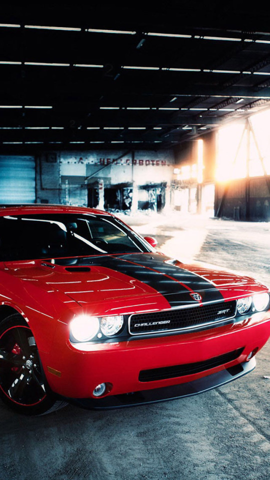 Dodge Challenger SRT Wallpaper   iPhone Wallpapers 540x960