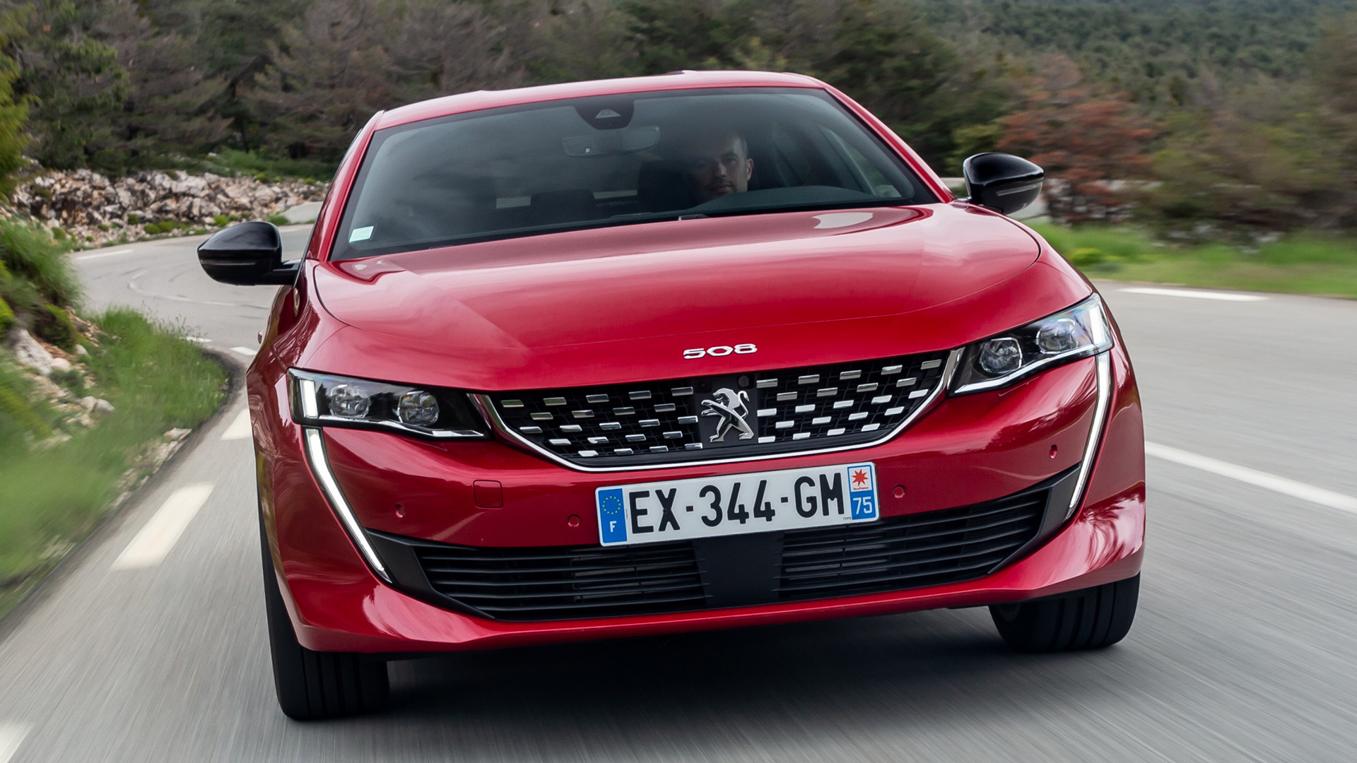 2018 Peugeot 508 GT   Wallpapers and HD Images Car Pixel 1920x1080